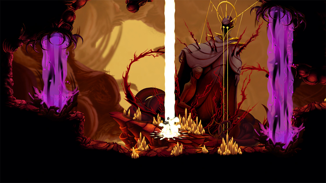 Sundered - Feature 1
