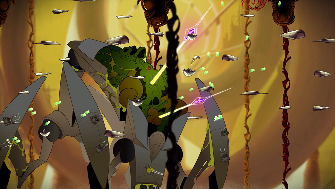 Sundered - Feature 3