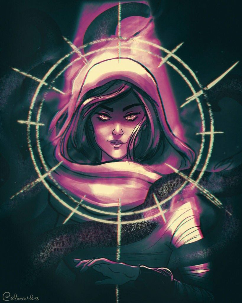 Sundered Fan Art from Alice L